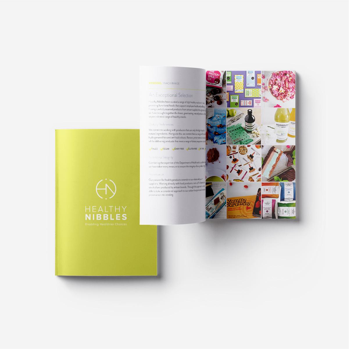 Healthy Nibbles Booklet Thumbnail